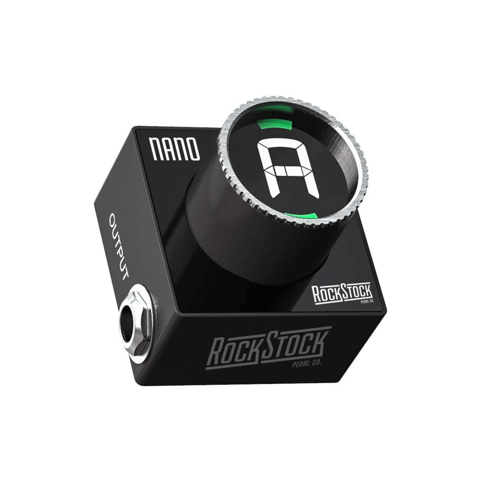 Rock Stock Nano Guitar Tuner Pedal