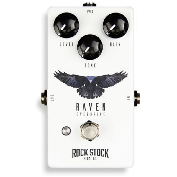 Raven Overdrive Pedal