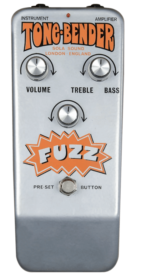 Sola Sound Tone-Bender Fuzz MKIII pedal ultimate guide to fuzz. Silicon vs germanium