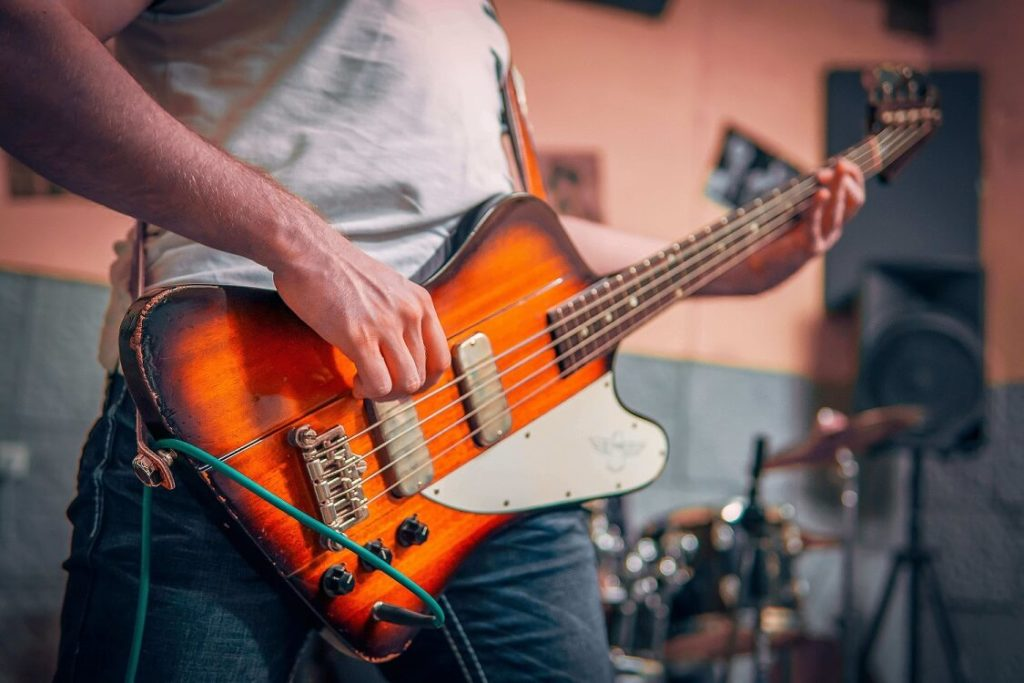 The Difference Between Guitar And Bass Effects fx pedals