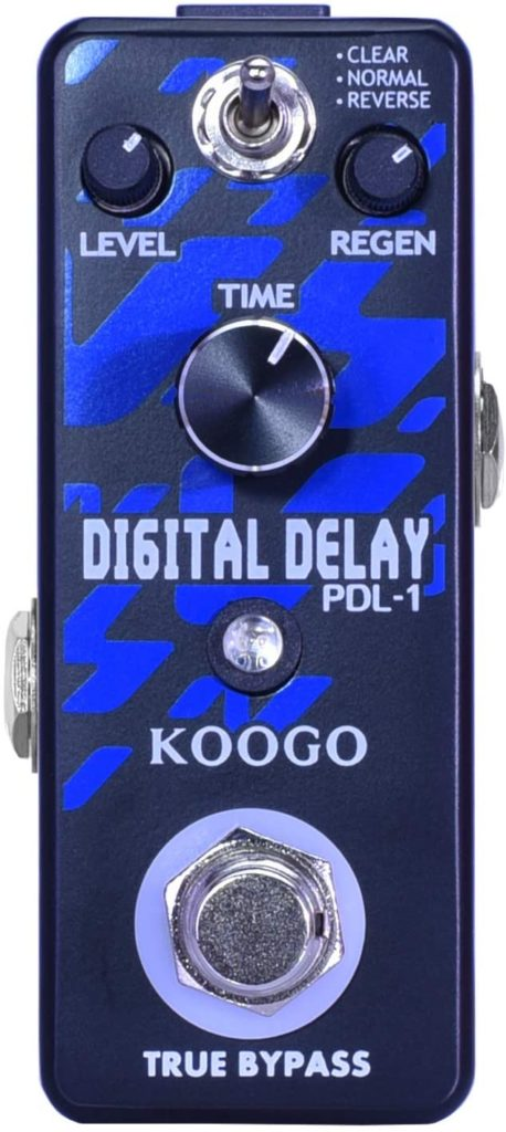 How To Build A Complete Pedalboard budget pedalboard Koogo Digital Delay