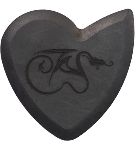 dragon's heart pick What's The Best Guitar Pick? Rock Stock Pedals blog